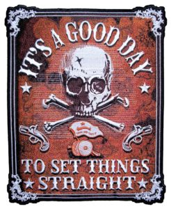 Good day set things straight patch