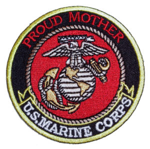 Proud Mother Marines patch