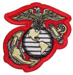 Marines, Air Force Patches
