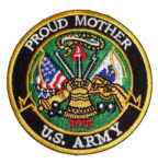 Proud Mother US Army patch