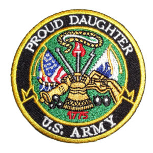Proud Daughter US Army