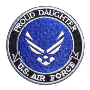 Proud Daughter US Air Force patch