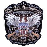 2nd Amendment Patches