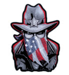 patriotic sheriff patch