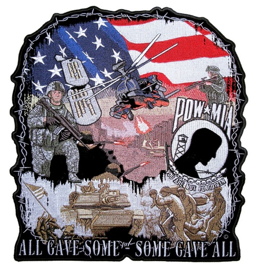 American wars patch
